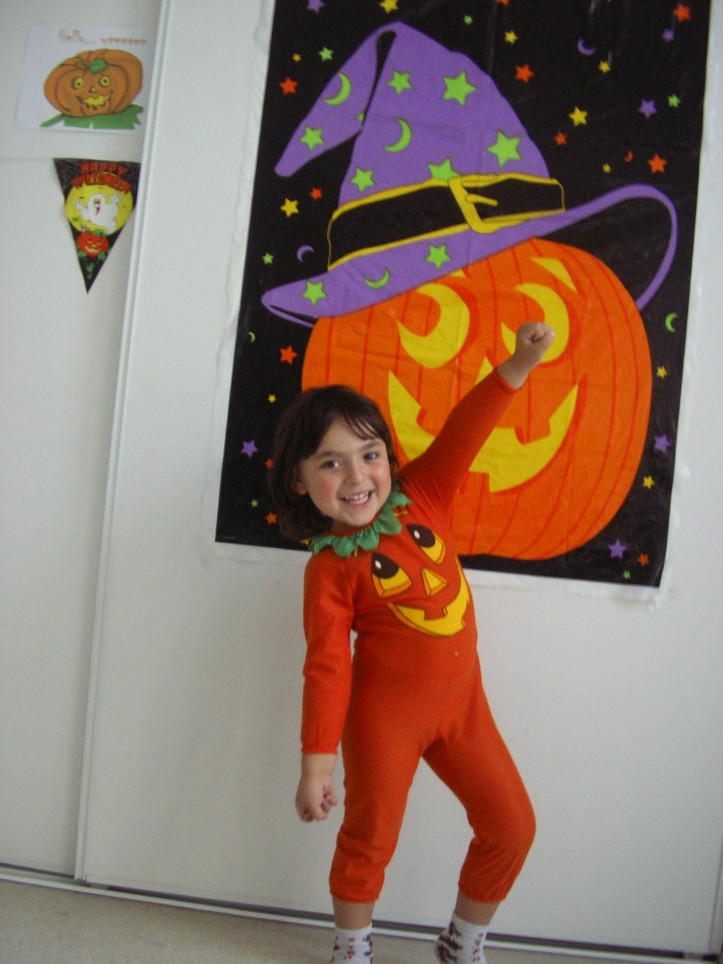 Halloween Jules