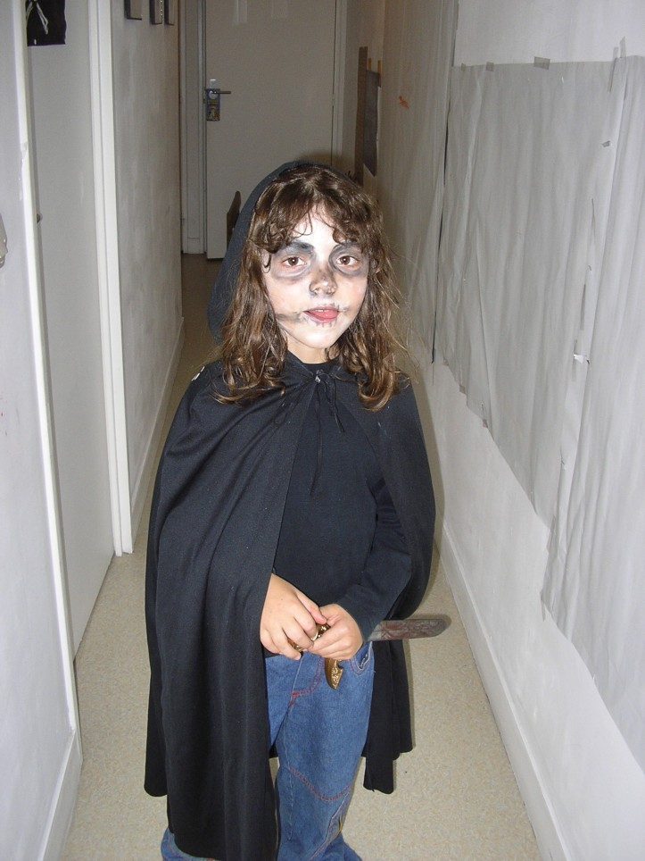 Halloween Ugo