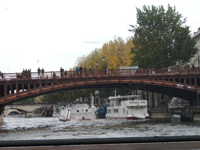 Le pont au Double Croisière enchantée