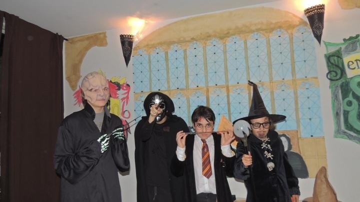 Halloween 2013 Harry Potter