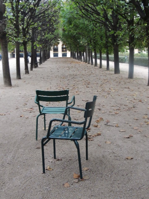 Jardin du Palais Royal