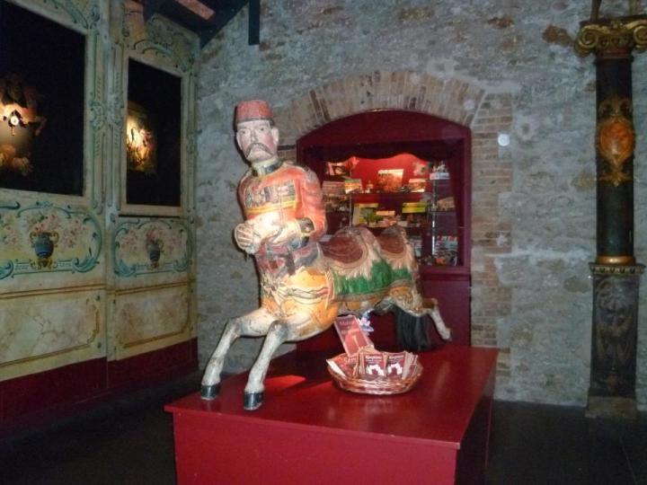 Le Musée des Arts Forains.