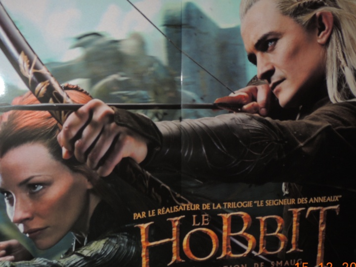 Le Hobbit: la désolation de Smaug .