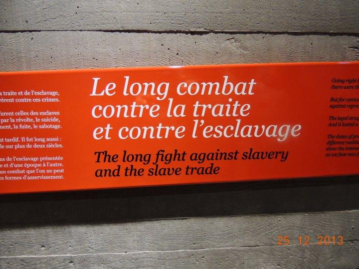 Mémorial de l'abolition de l'esclavage. Nantes (14)