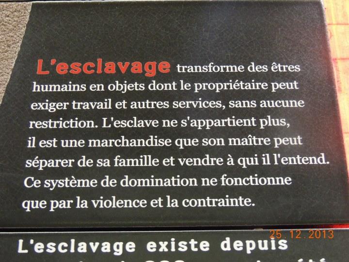 Mémorial de l'abolition de l'esclavage. Nantes (20)