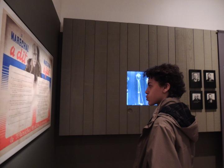 Expo château des Ducs.