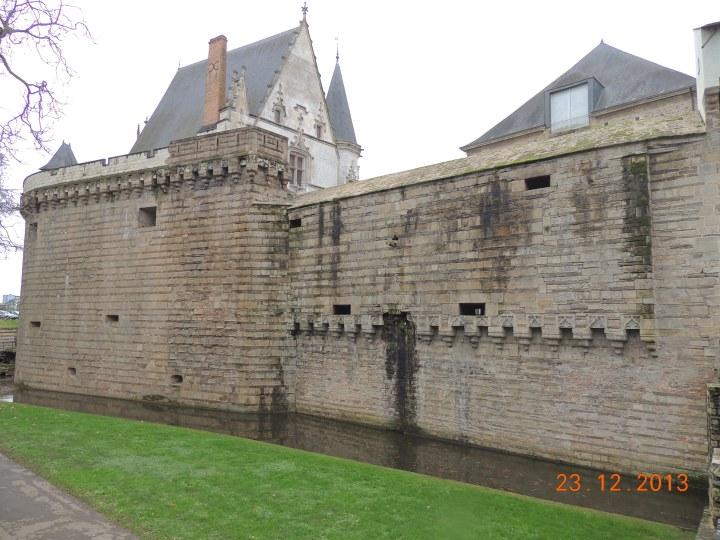 Nantes chateau des ducs