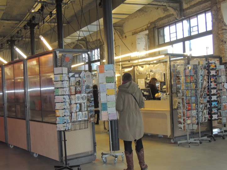 La librairie. LU
