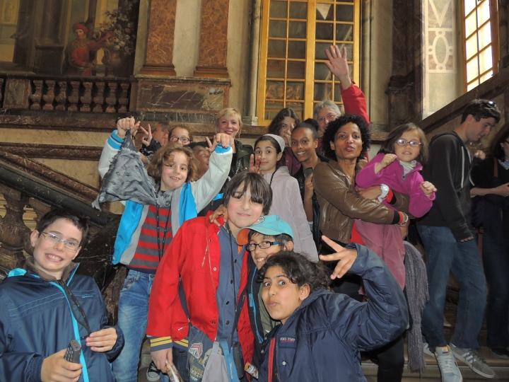 Versailles Juin 2013. Paris pour les Enfants