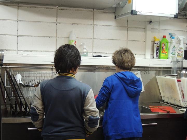 Atelier culinaire les Halles.