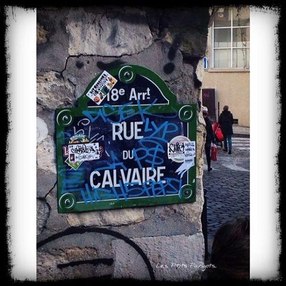Rue du calvaire