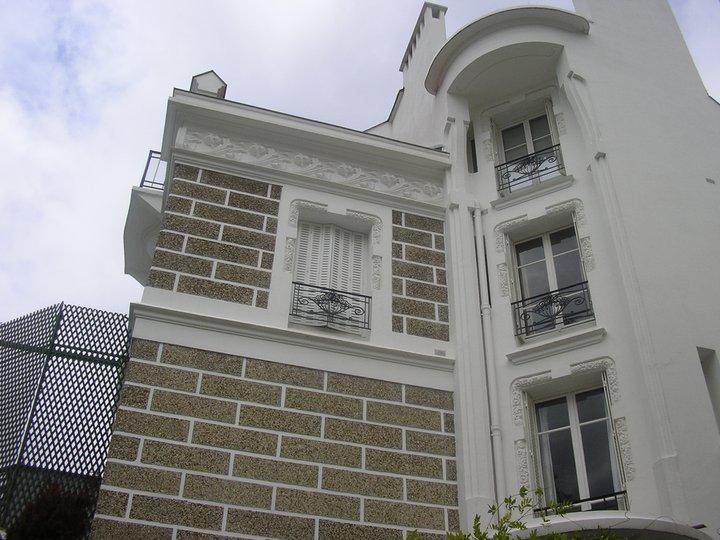 Maison de Dalida. Montmartre.