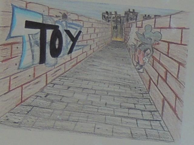 Atelier Street Art au centre Cerise