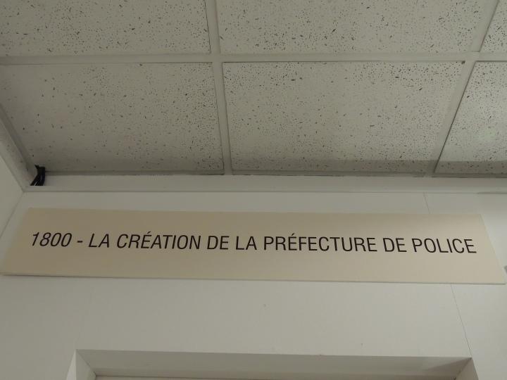 Musée de la ¨Prefecture de police.