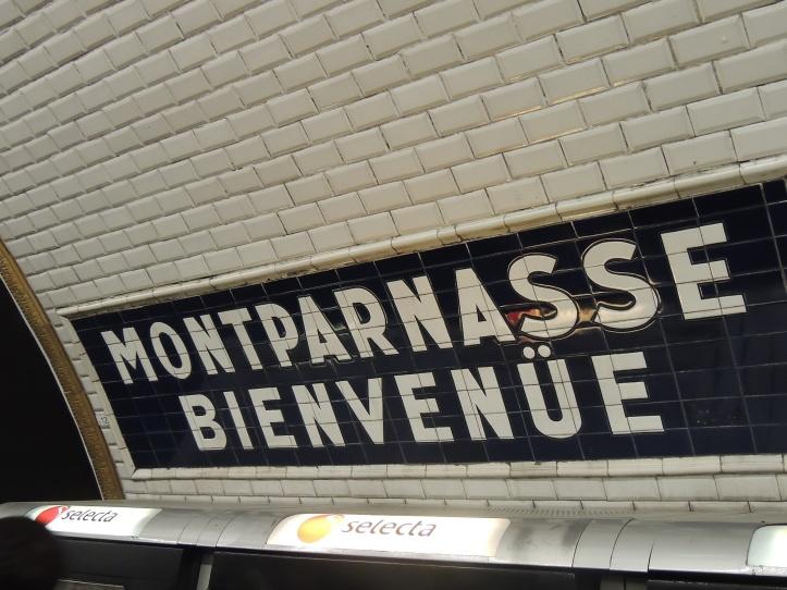 Montparnasse.