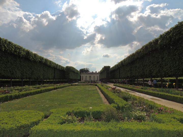 Versailles Juin 2013.