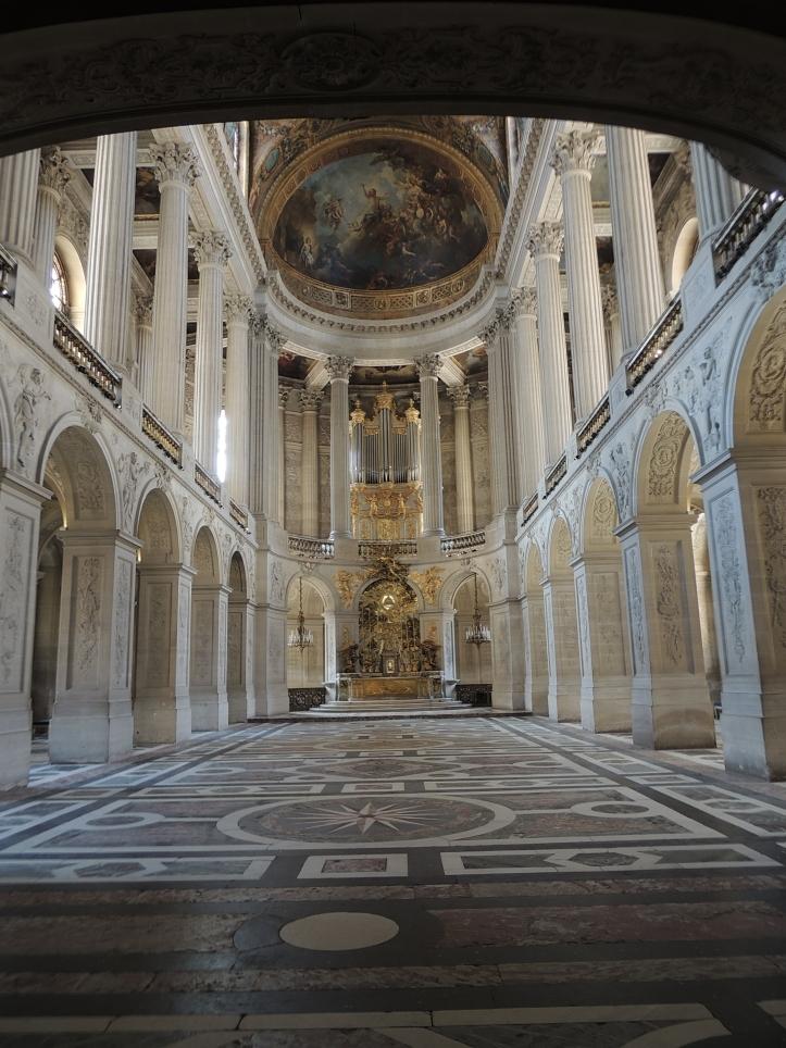 Versailles La Chapelle.