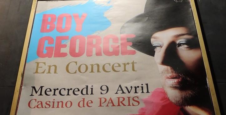 Boy George.