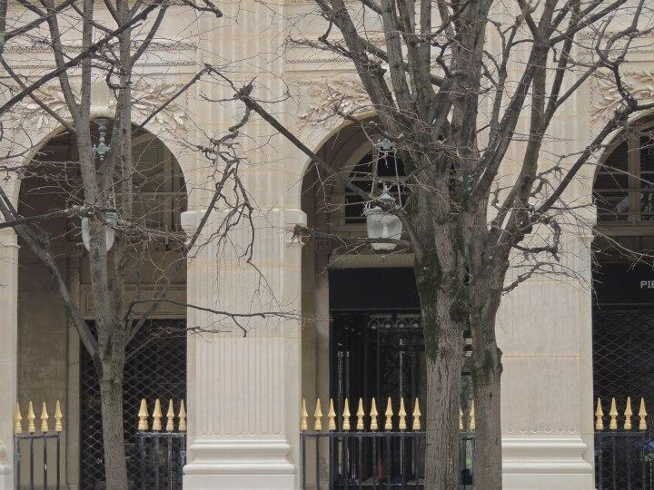Jardin du Palais Royal.