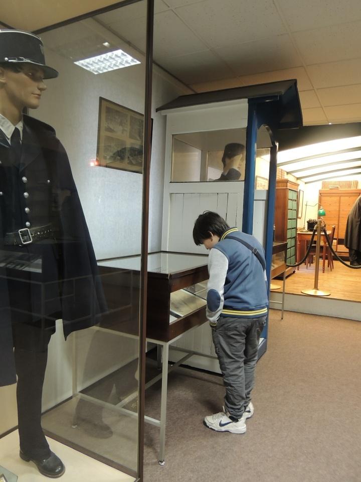 Musée de la ¨Prefecture de police. Paris pour les Enfants (32)