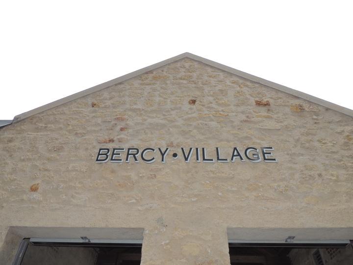 Le Bercy Village