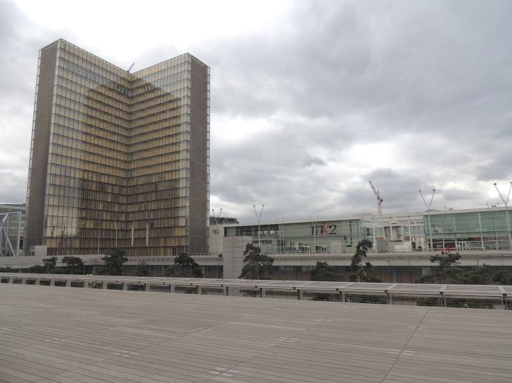 Bibliothèque Miterrand