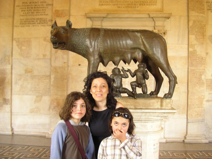 La louve Rome