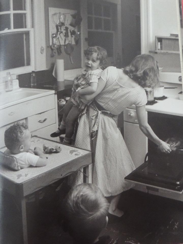 Fête des mères.