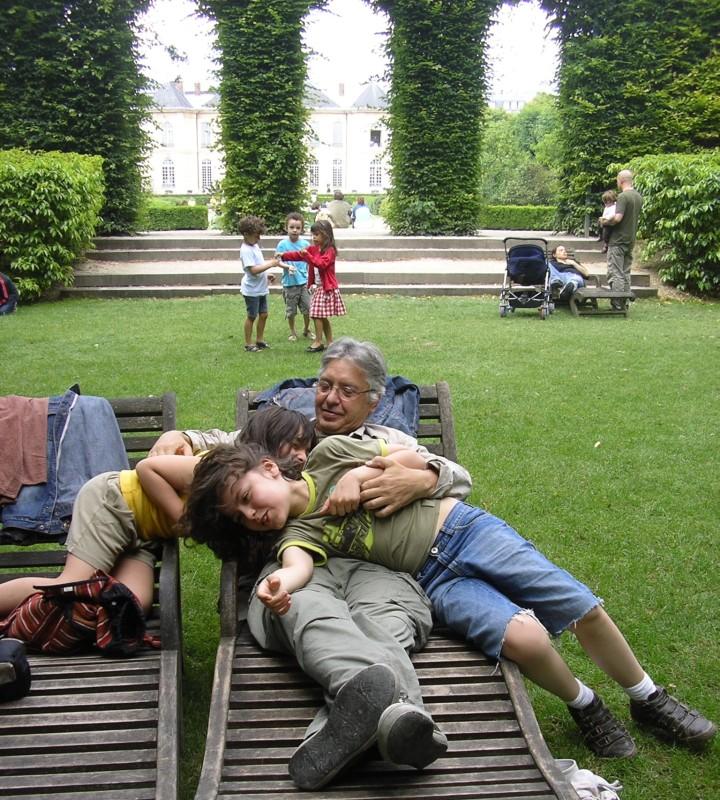 Jardin Rodin.
