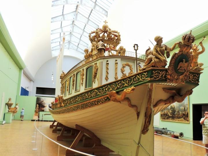 Musée national de la Marine.