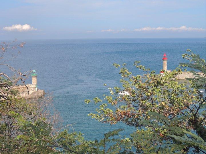 Corse Port de Bastia.
