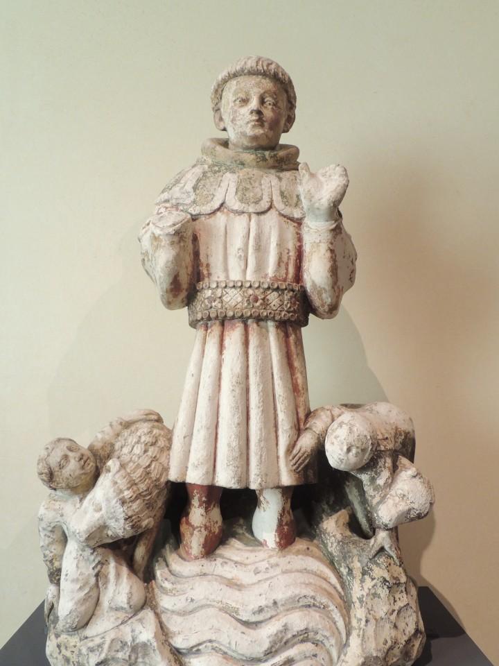 Saint Eustache. Musée Cluny.