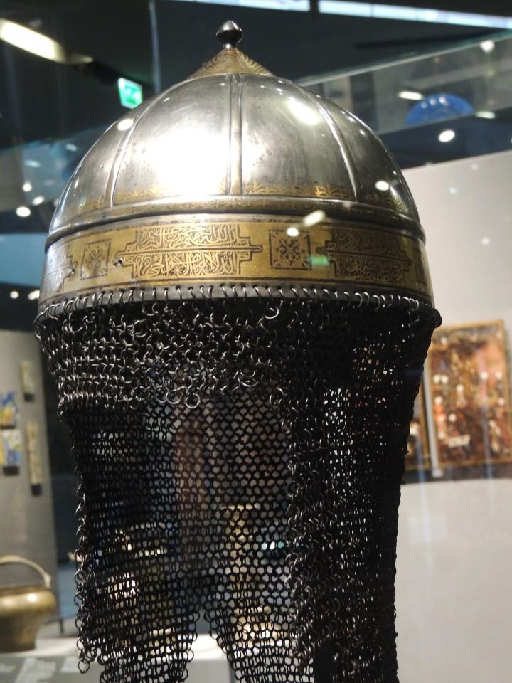 Les arts de l'Islam Musée du Louvre