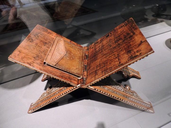 Les arts de l'Islam. Musée du Louvre.