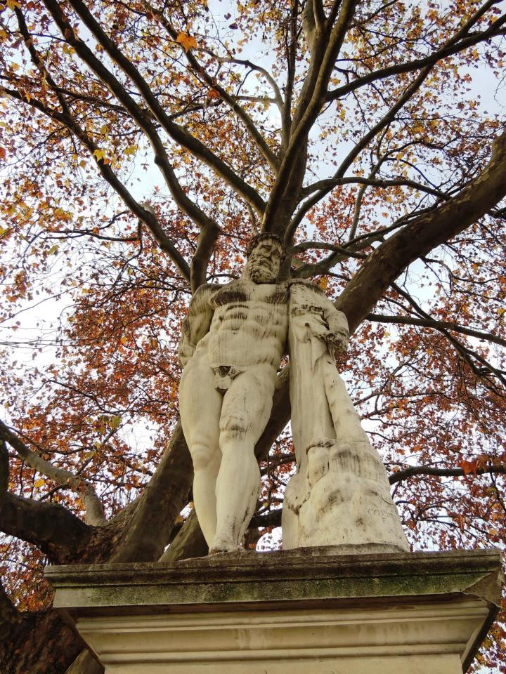 Jardin des Tuileries .