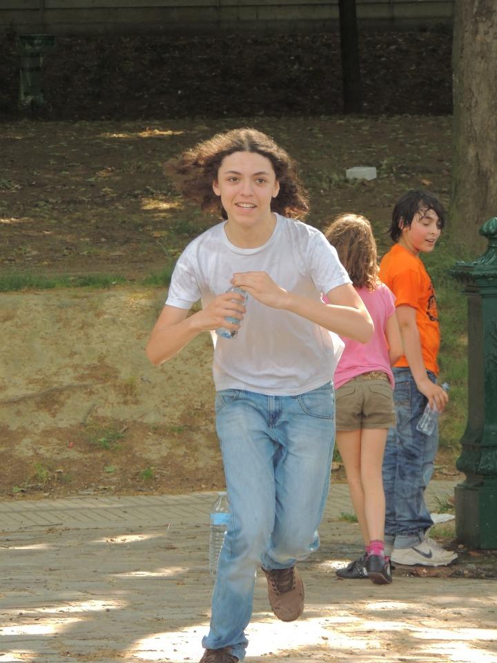 Parc de Bercy 07 juillet 2013