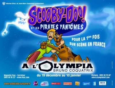 Scooby-doo. Olympia