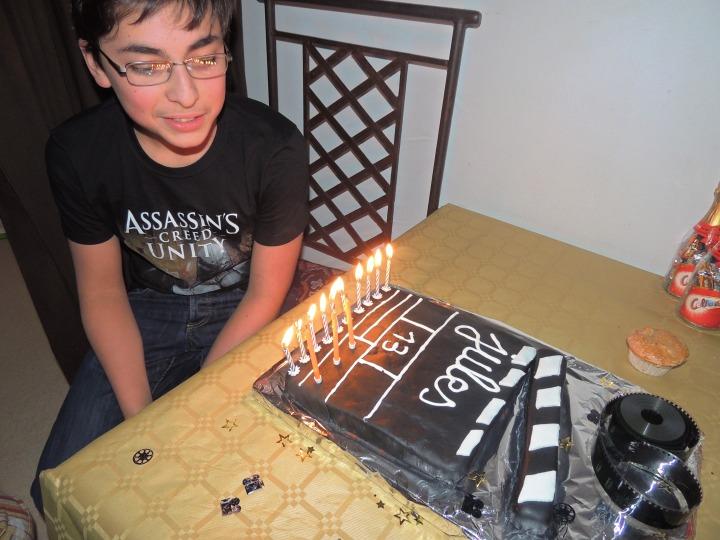 Jules 13 ans