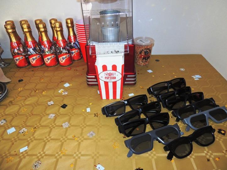 Les lunettes 3D pour la frime.
