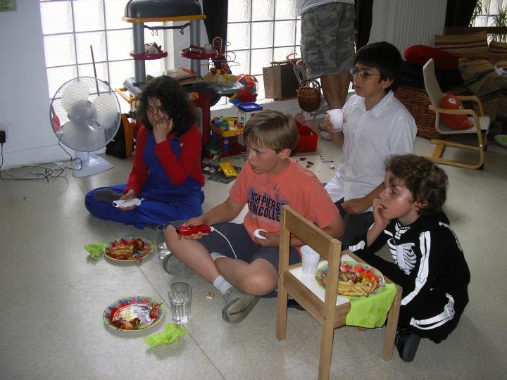 Anniversaire Ugo 11 ans