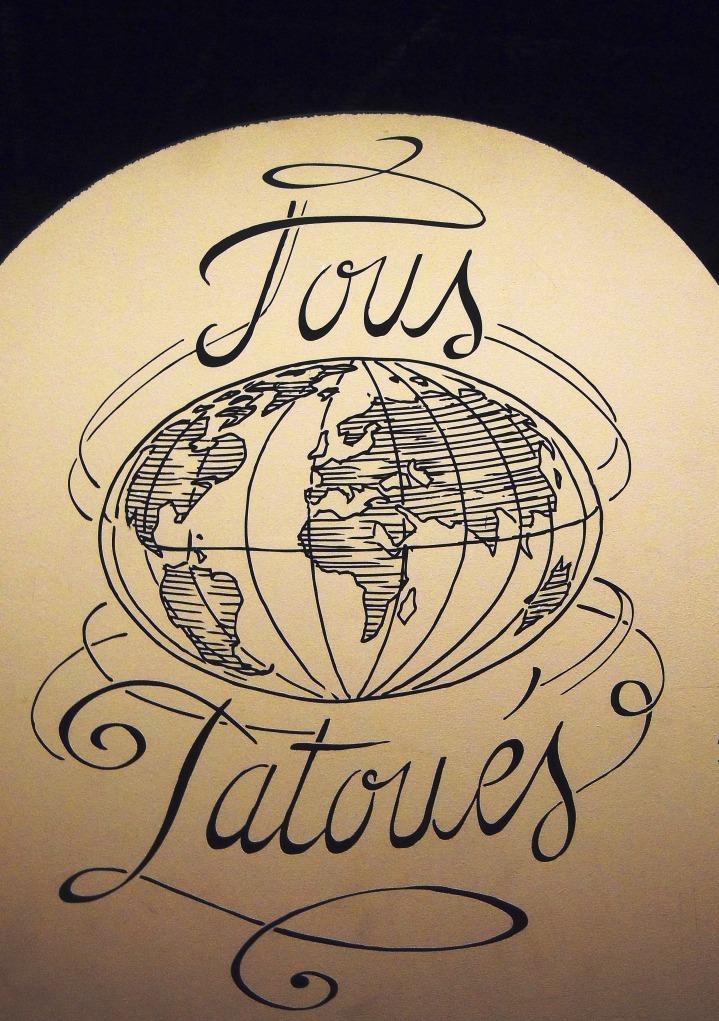 Tatoueurs Tatoués.