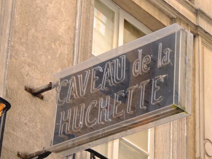 Caveau de la Hucehette