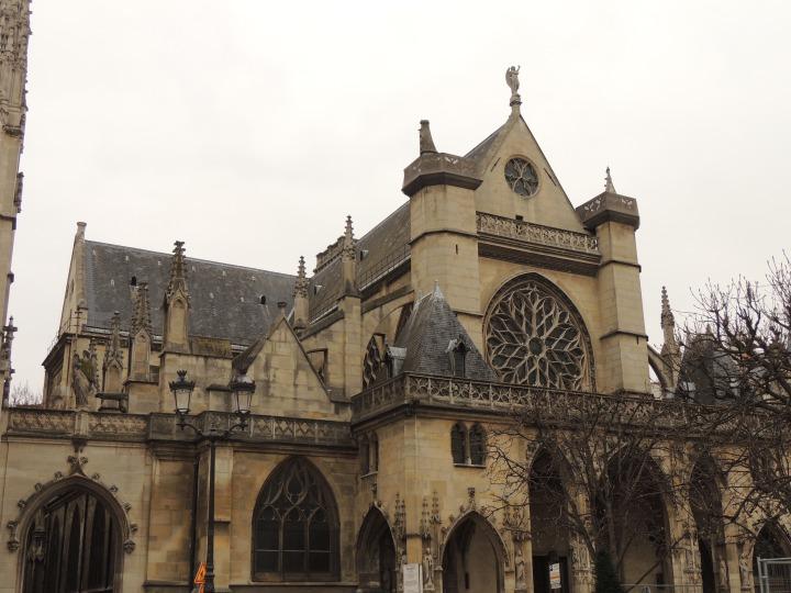 Eglise Saint Germain l'Auxérois (1)