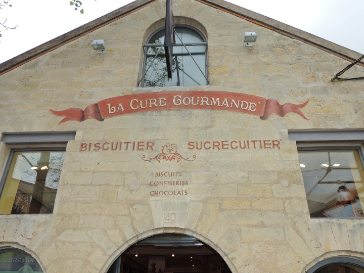 La Cure Gourmande.
