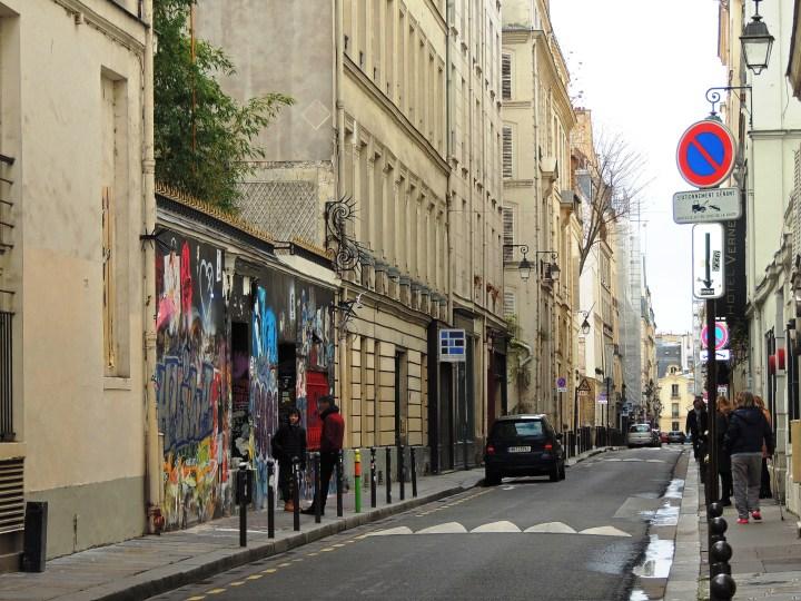 Rue de Verneuil Maison de Gainsbourg