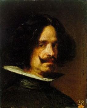 Les Ménines.autoportrait (1) de Velasquez