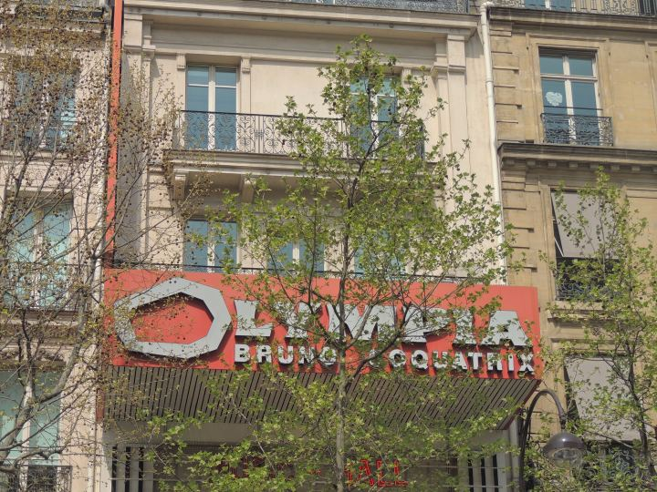 Olympia Silent Sunday