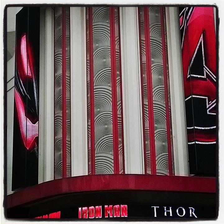 Avengers Grand Rex