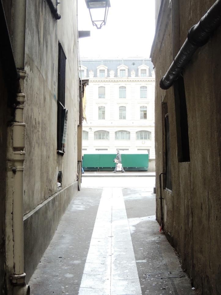 La rue de Chat qui peche