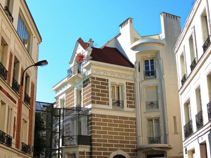 Montmartre maison de Dalida